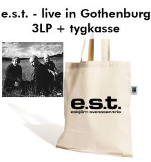 Esbjörn Svensson Trio - E.S.T. Live In Gothenburg (inkl E.S.T. Bag)