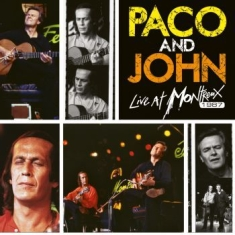 Paco De Lucia & John Mclaughlin - Montreux 1987 (Ltd Ed Yellow/Orange