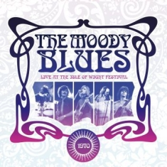 Moody Blues - Live At The Isle Of Wight 1970 (Ltd