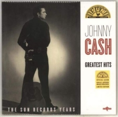 Cash Johnny - Greatest Hits - Sun Years -Split Seams/ Vikt Hörn