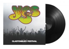 Yes - Live In Glastonbury (2Lp)