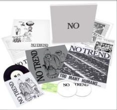 No Trend - Too Many Humans / Teen Love (2Lp+7""