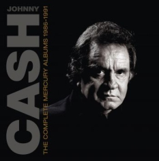 Johnny Cash - Compl Mercury 86-91 (Ltd 7Cd)