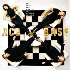 Ace Of Base - All That She Wants 4 Lp Box (The Cl