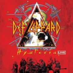 Def Leppard - Hysteria At The O2 Live (Ltd Clear