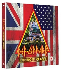 Def Leppard - London To Las Vegas (Ltd 2Dvd+4Cd)