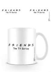 Friends - Friends (Logo White) Coffee Mug