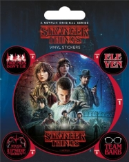 Stranger Things - Vinyl Sticker Pack