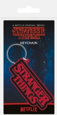 Stranger Things - Rubber Keychain
