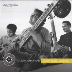 Shankar Ravi - Nine Decades Vol 6: Dutch-India Air