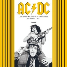AC/DC - Live At Old Waldorf In S.F. 77