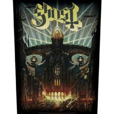 Ghost - Back Patch: Meliora
