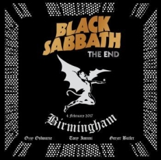 Black Sabbath - The End (Ltd Translucent Blue 3Lp)