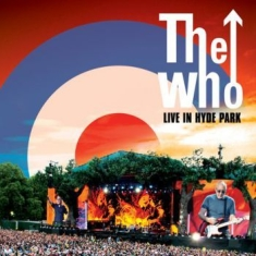 The Who - Live In Hyde Park (Ltd Red/White/Bl