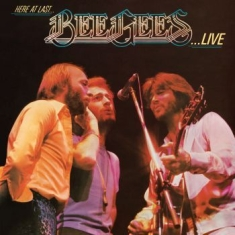 Bee Gees - Here At Last - Bee Gees Live  (Ltd
