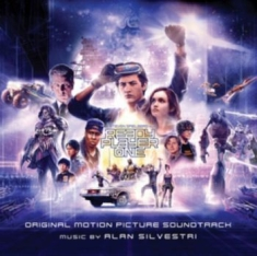 Alan Silvestri - Ready Player One [import]
