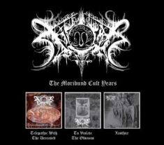 Xasthur - Moribound Cult Years (3Cd)