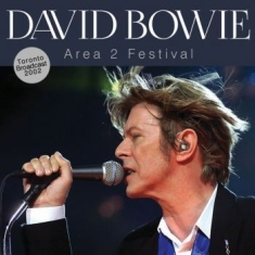 Bowie David - Area 2 Festival (Live Broadcast 200
