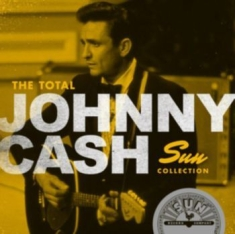 Cash Johnny - Total Johnny Cash Sun Collection
