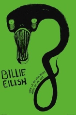 Billie Eilish - Billie Eilish Ghoul Poster