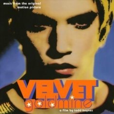 Soundtrack - Velvet Goldmine Soundtrack (Ltd Colored Vinyl)