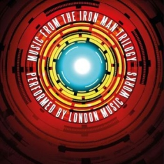 London Music Works - Music From The Iron Man Trilogy