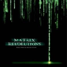 Blandade Artister - Matrix Revolutions: The Motion
