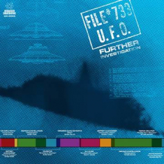 Various artists - FILE #733  U.F.O. (2 LP)