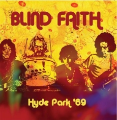 Blind Faith - Hyde Park '69 (Red Vinyl)
