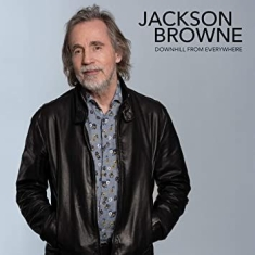 Jackson Browne - Downhill From Everywhere/A Lit