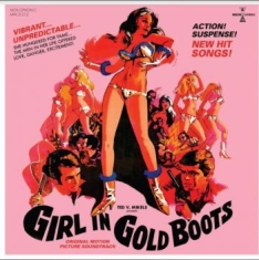Filmmusik - Girl In Gold Boots