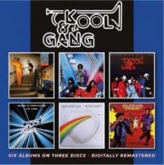 Kool & The Gang - Six Albums On Three Discs