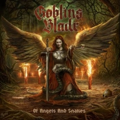 Goblins Blade - Of Angels And Snakes (Digipack)