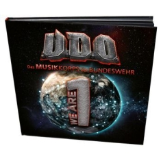 U.D.O. - We Are One (Ltd Hardcover Artbook I