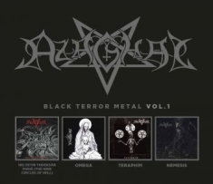 Azaghal - Black Terror Metal Vol 1 (4Cd)