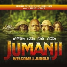 Soundtrack - Jumanji: Welcome To the Jungle