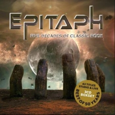 Epitaph - Five Decades Of Classic Rock