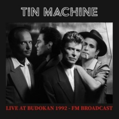 Tin Machine - Live At Budokan 1992