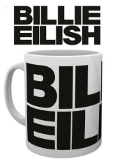 Billie Eilish - Billie Eilish logo MUG