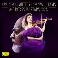 Anne-Sophie Mutter; John Williams - Across the stars  (special edition) (RSD) IMPORT