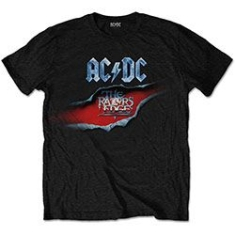 AC/DC - AC/DC MEN'S TEE: THE RAZORS EDGE