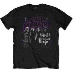 Black Sabbath - T-shirt - Masters of Reality (Men Black)