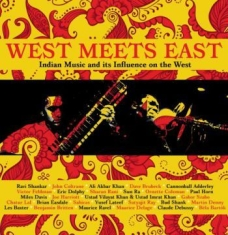 Blandade Artister - West Meets EastIndian Music And It