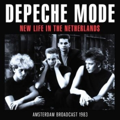 Depeche Mode - New Life In The Netherlands (Live B