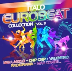 Blandade Artister - Italo Eurobeat Collection 3