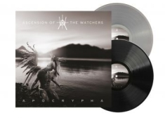 Ascension Of The Watchers - Apocrypha (2Lp Svart/Klar)