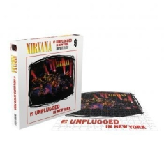 Nirvana - Mtv Unplugged In New York Puzzle