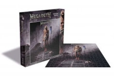 Megadeth - Countdown To Extinction Puzzle