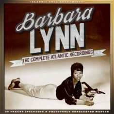 Lynn Barbara - Complete Atlantic Recordings