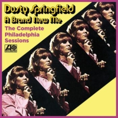 Springfield Dusty - A Brand New Me - Expanded Edition